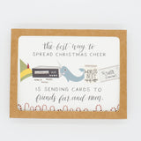 Smiling is my favorite! - Set of 8 Greeting Cards & Envelopes