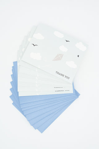 Kite - Set of 8 Greeting Cards & Envelopes
