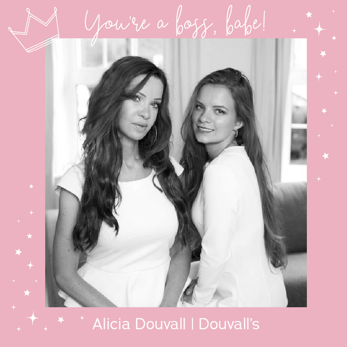 You're A Boss, Babe: Alicia from Douvall's