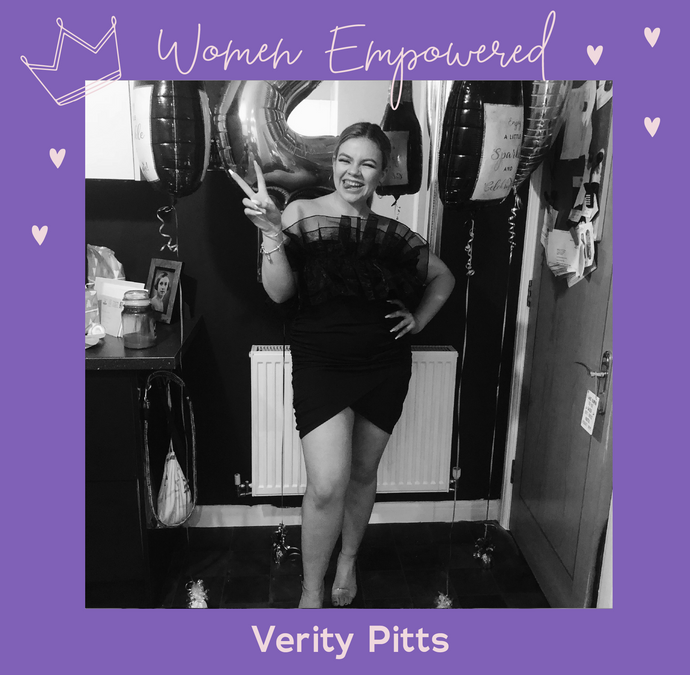Women Empowered: Verity Pitts