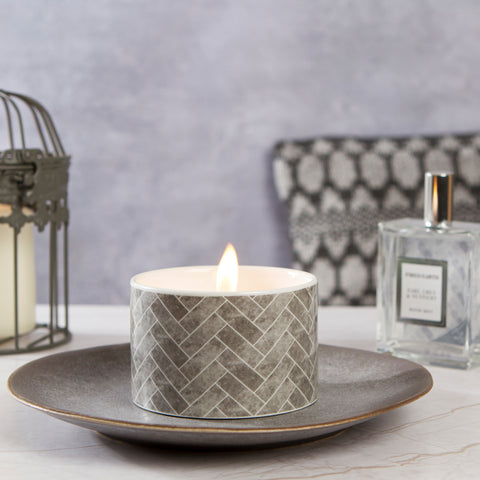Earl Grey & Vetivert Small Candle