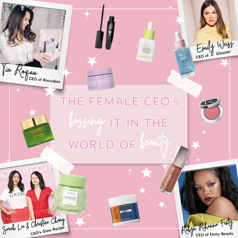 The Female CEO's bossing it in the world of beauty