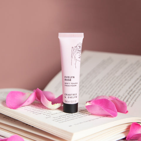 Crabtree & Evelyn's Soft Touch Face Foam
