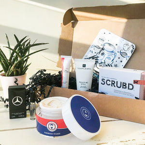 The Men's Grooming Box