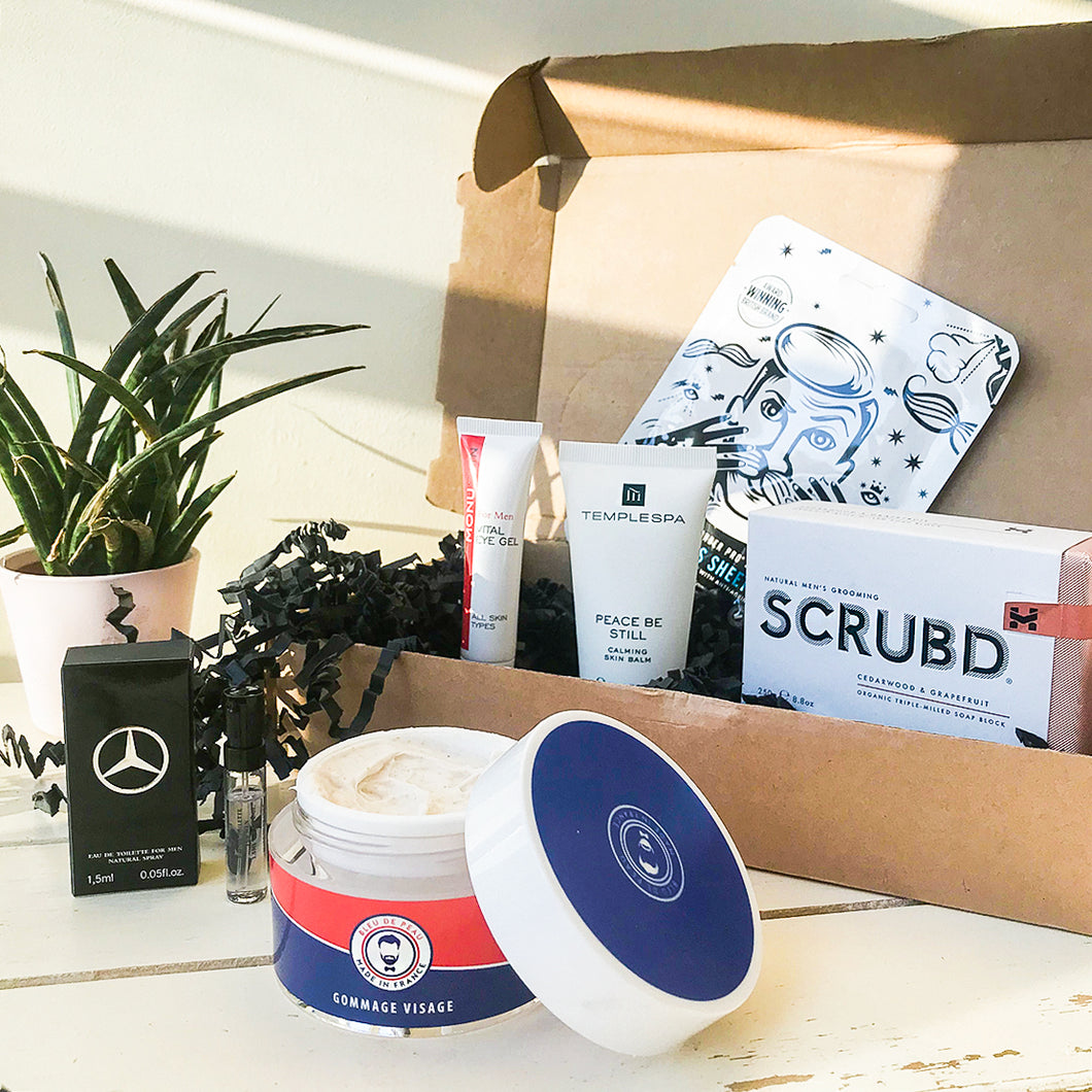 The Men's Grooming Box - Vol.1