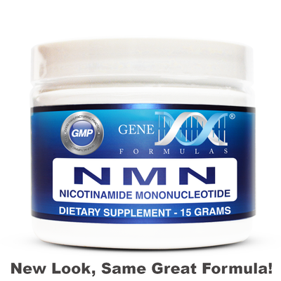 Genex Formulas NMN Powder 15G CASE (80 Units)