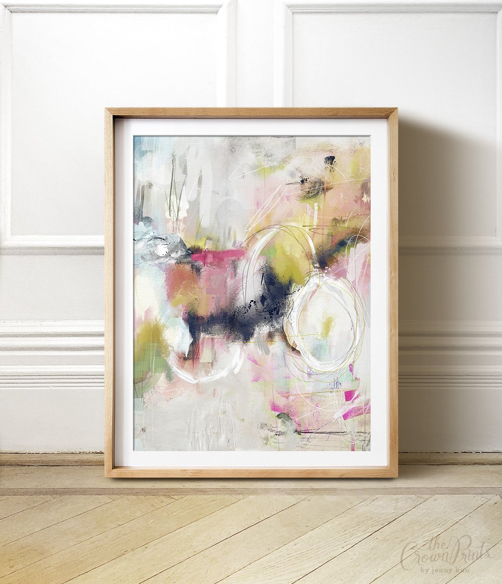 Abstract Prints