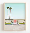 Palm Springs Scene No. 1 Printable Art