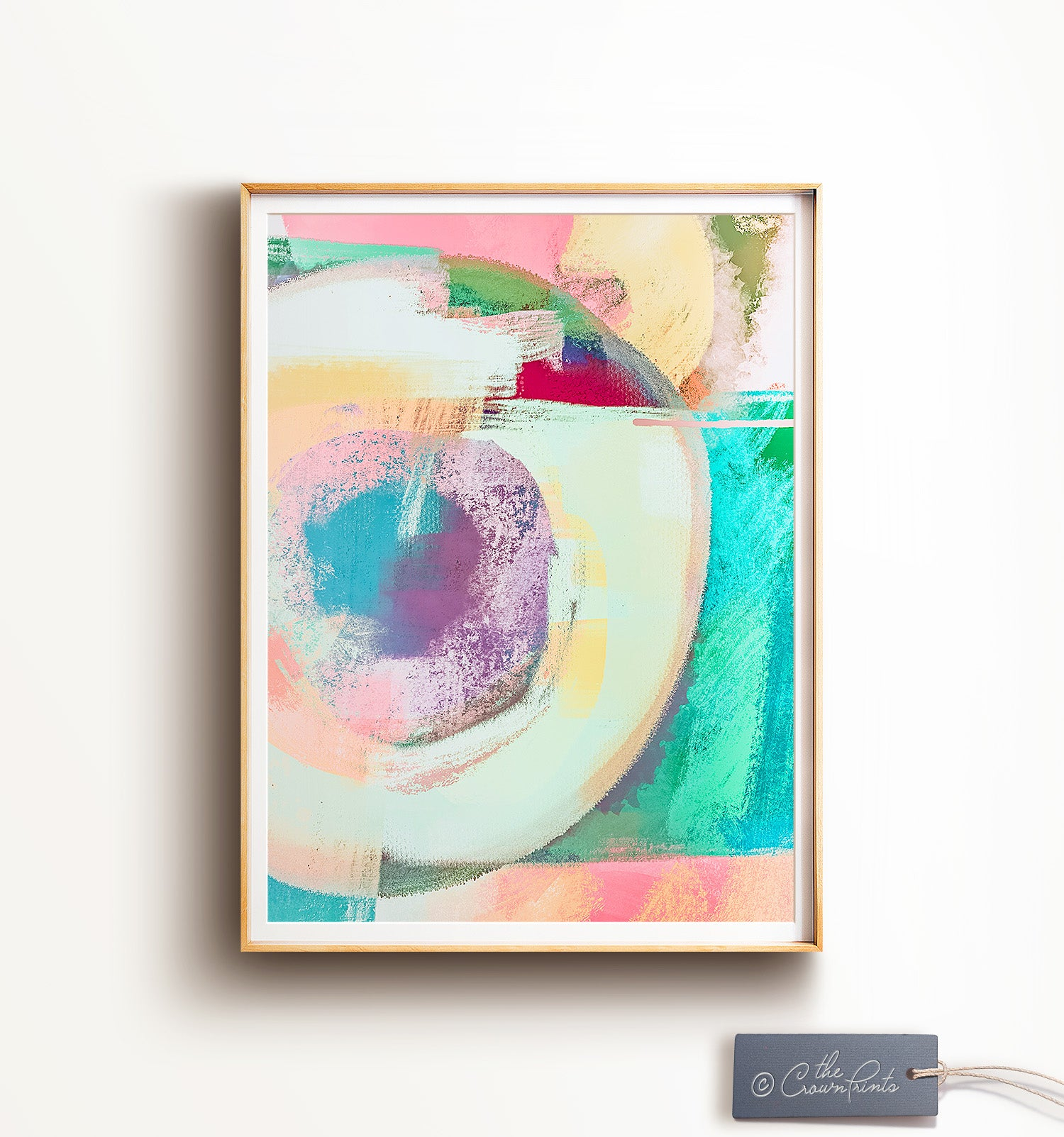 Abstract No. 13c Printable Art