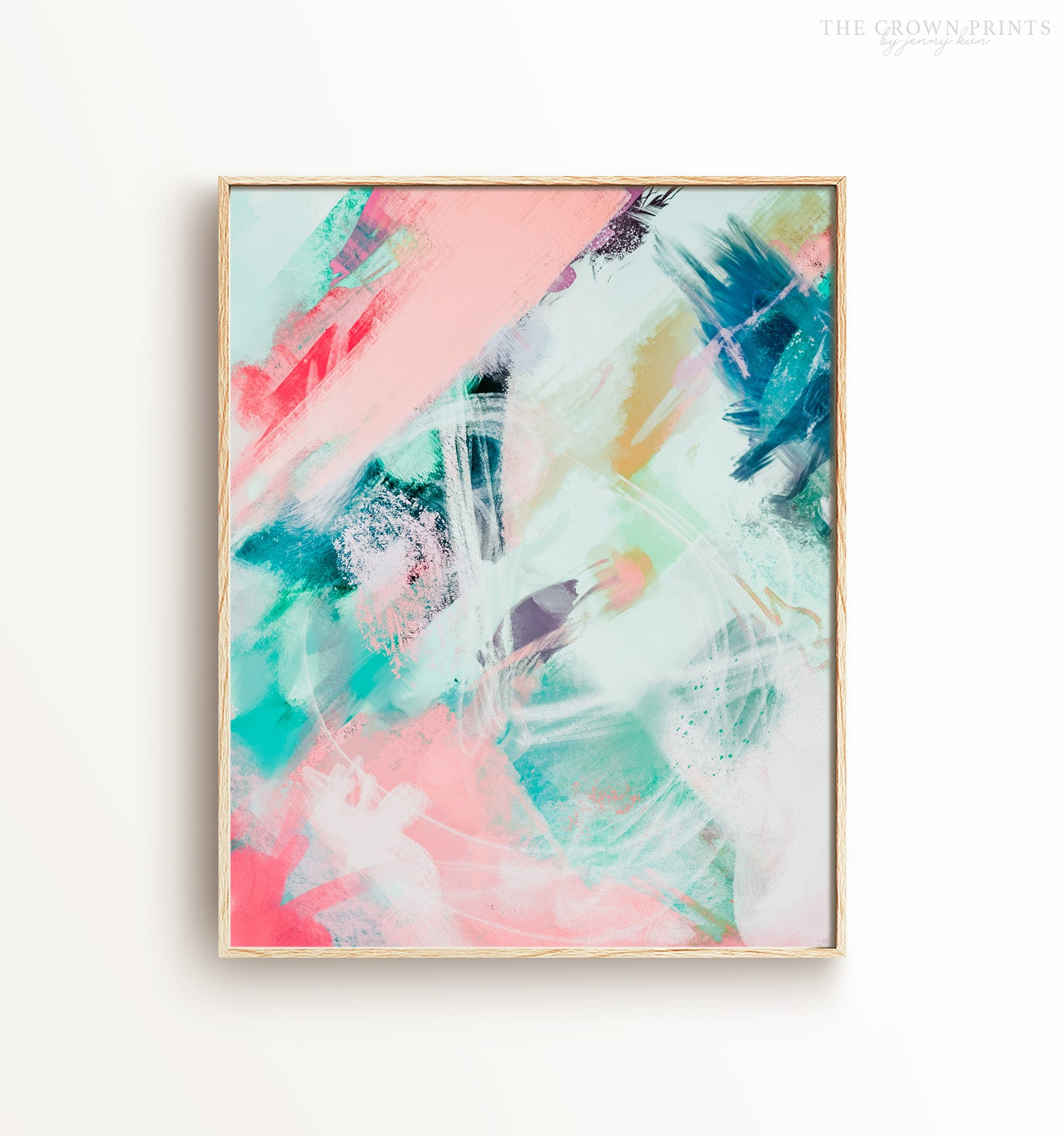 Abstract No. 17 Printable Art