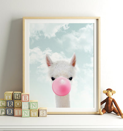 alpaca bubble sky TheCrownPrints PersonalUse.jpg