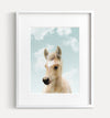 Baby Horse with Blue Sky Printable Art