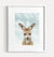 Baby Kangaroo with Blue Sky Printable Art