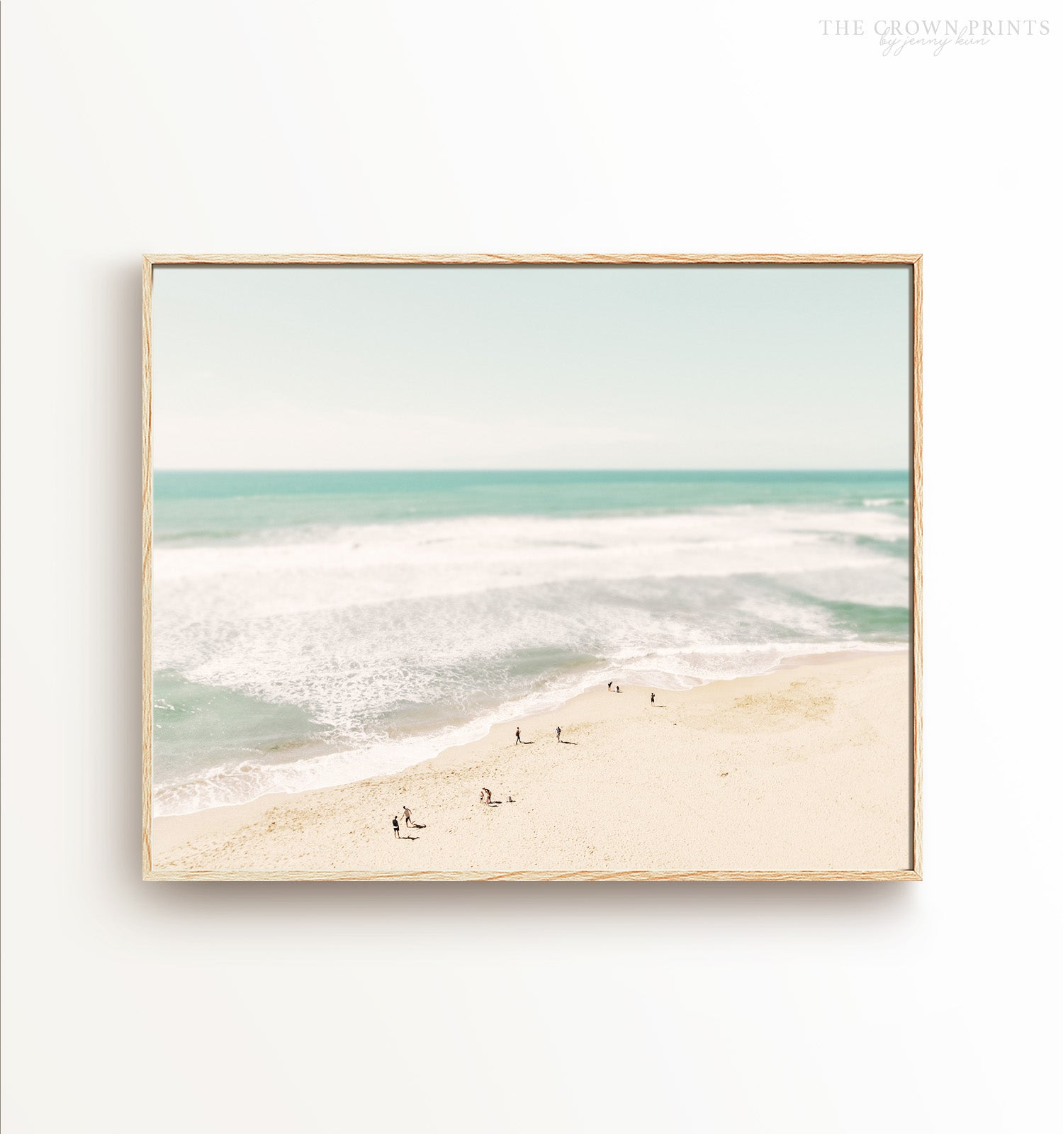 Focus on the Beach Print