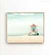Lifeguard Stand No. 5 - horizontal - Printable Art