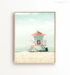 Lifeguard Stand No. 5 Printable Art