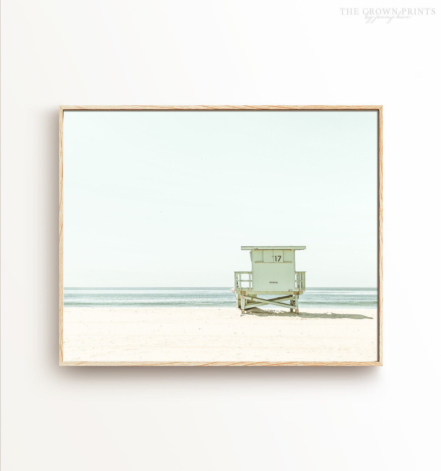 Lifeguard Stand Printable Art