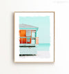 Lifeguard Station Printable Art