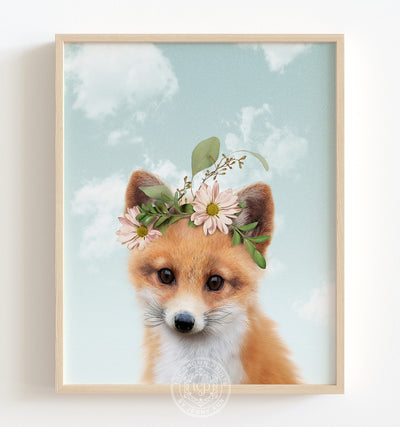 Fox PRINTABLE art