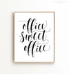 Office Sweet Office Printable Art