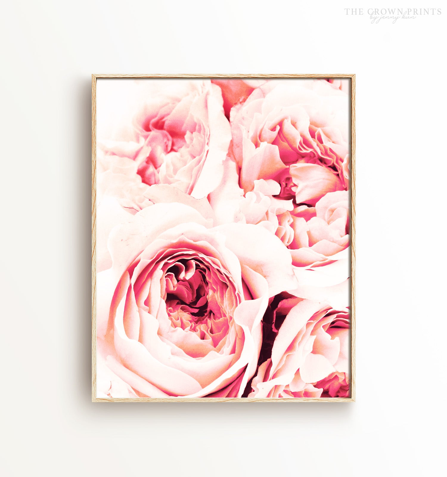 Peonies Printable Art