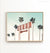 Retro Motel and Palms - horizontal wall art