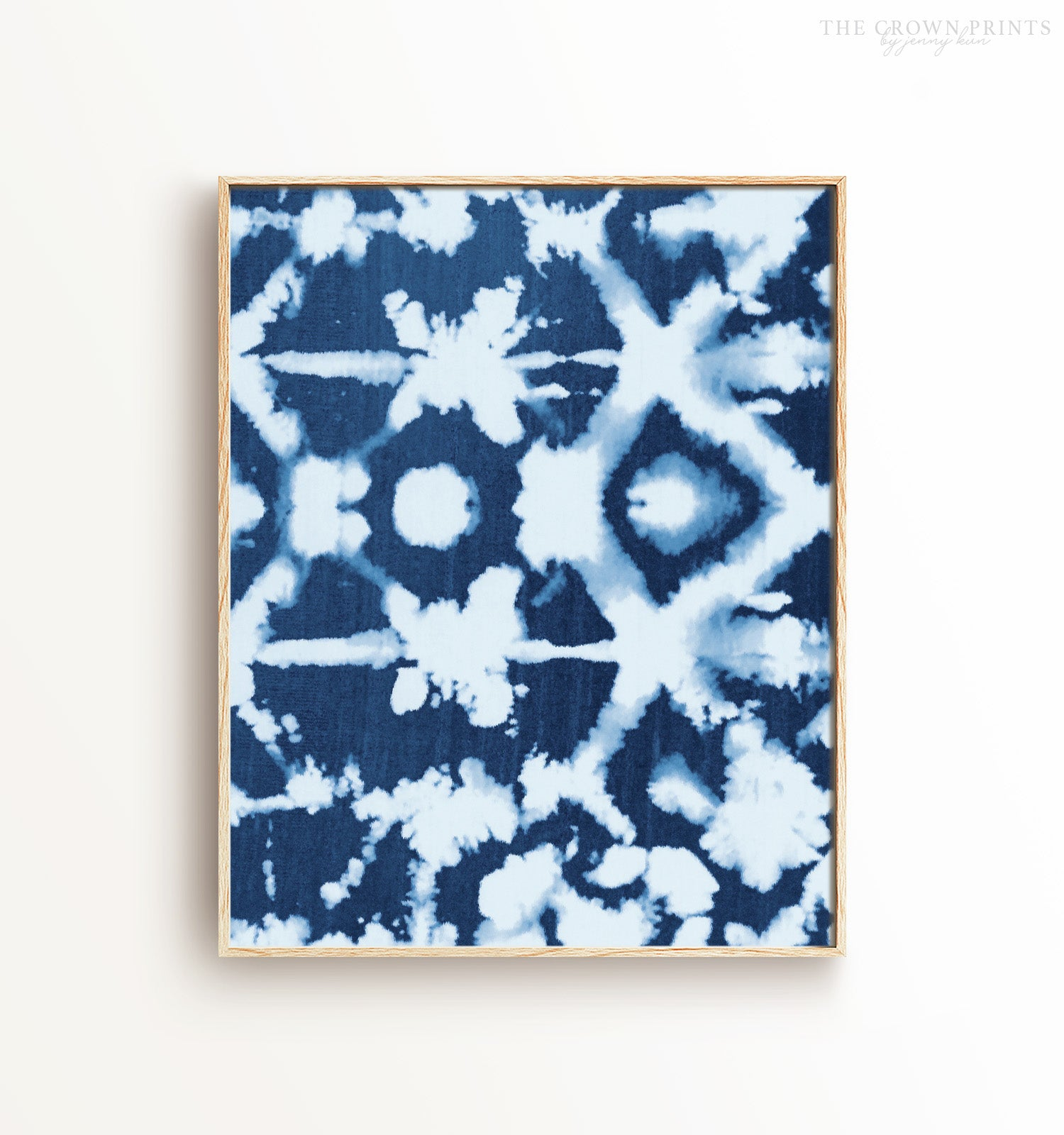 Shibori No. 3 Printable Art