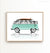 Vintage VW Kombi Printable Art