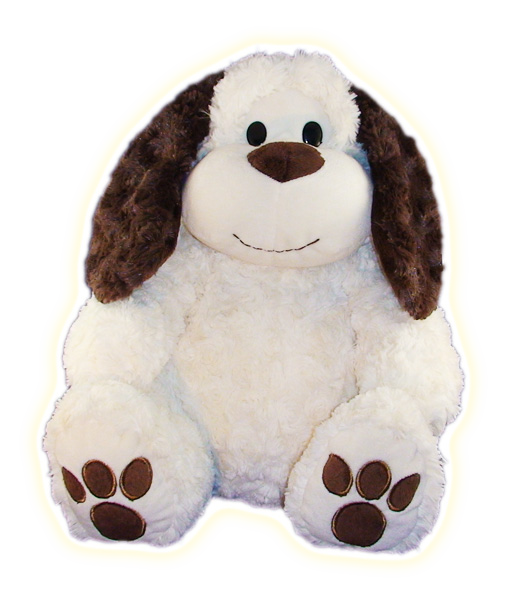 16 Inch Buttons The Dog Heartbeat Animal With Sound Recorder