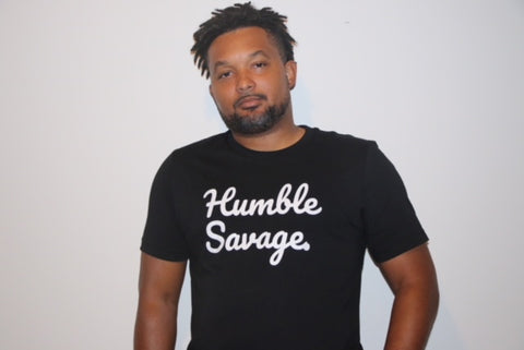 Humble Savage Tee