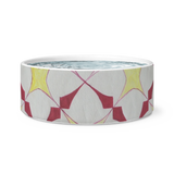 Dog and Cat Feeding Bowl - Starburst, Coral Reef, Logo Drinking Bowls