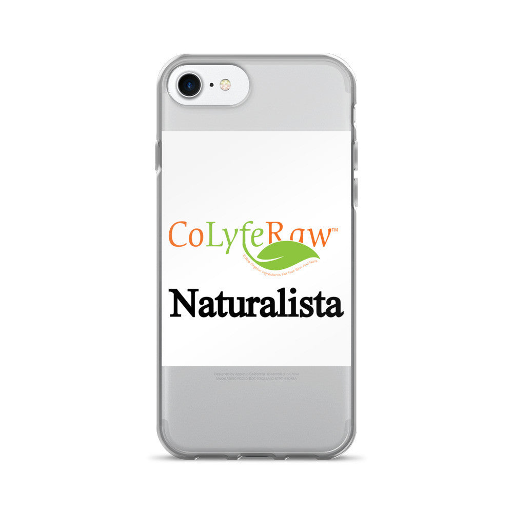 iPhone 7/7 Plus Case - Naturalista - CoLyfeRaw Beauty