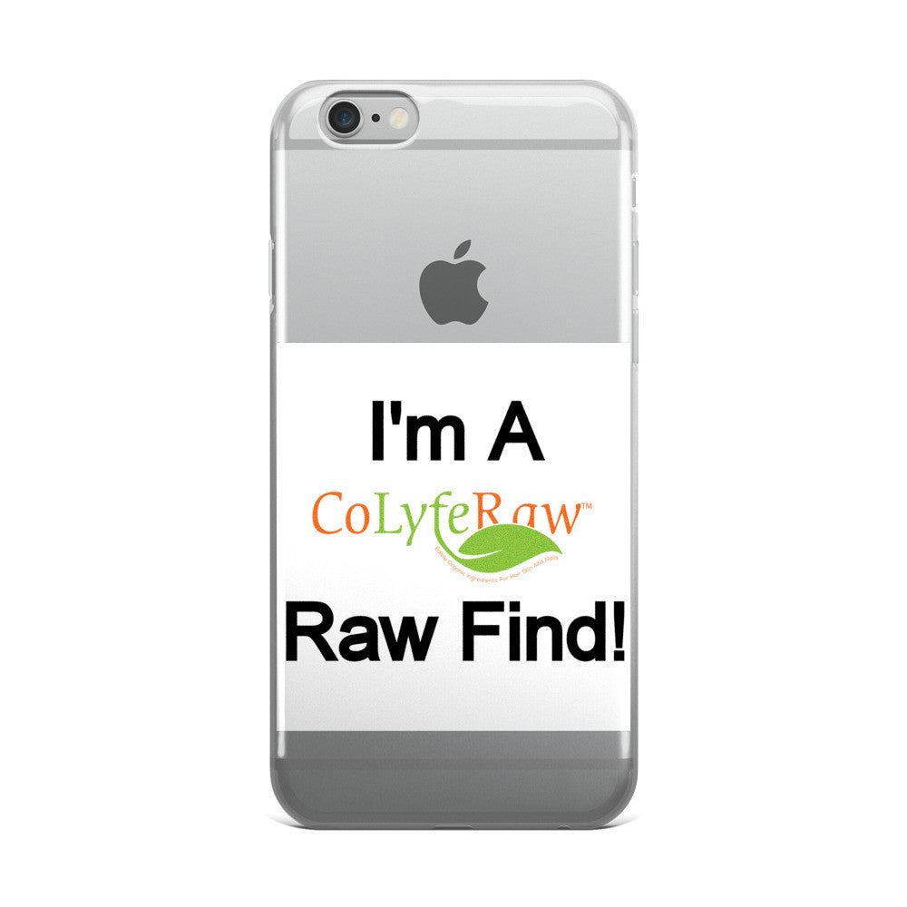 iPhone 5/5s/Se, 6/6s, 6/6s Plus Case With DOPE Message - CoLyfeRaw Beauty