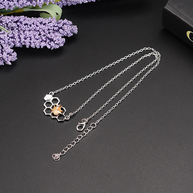 X&P Charm Fashion Silver Necklaces for Women Girl Heart - CoLyfeRaw Beauty