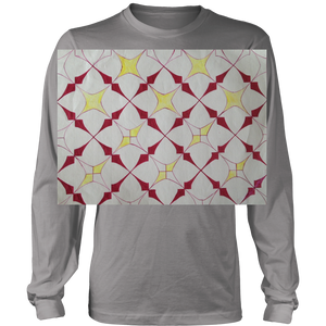 Long Sleeve TShirt - Perfect, STAR Burst- Many Colors - CoLyfeRaw Beauty