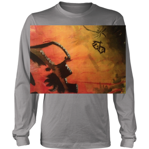 Long Sleeve Perfect TShirt - Mother Africa - Many Colors - CoLyfeRaw Beauty