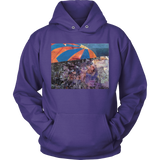 Hoodies- Hip Hoodies- Get a Unique Collage- ART LOVERS