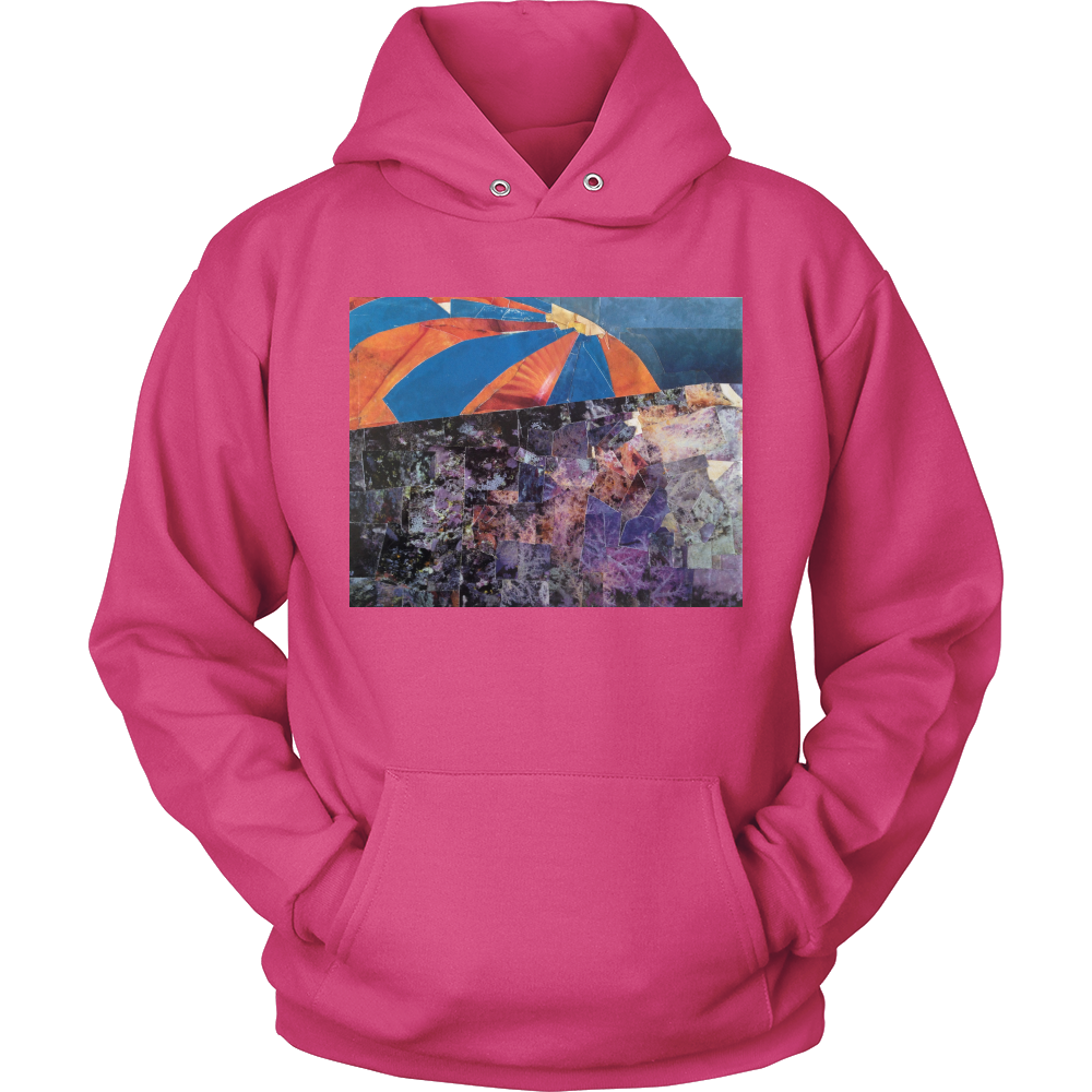 Hoodies- Hip Hoodies- Get a Unique Collage- ART LOVERS - CoLyfeRaw Beauty