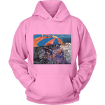 Hoodies- Warm Hoodies in Summery Colors- ART LOVERS UNITE - CoLyfeRaw Beauty