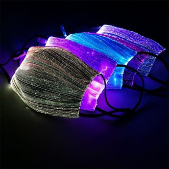 LED FACE MASK 7 changeable colors comes with usb cable - BOMBSHELL BOOTY PILLOW