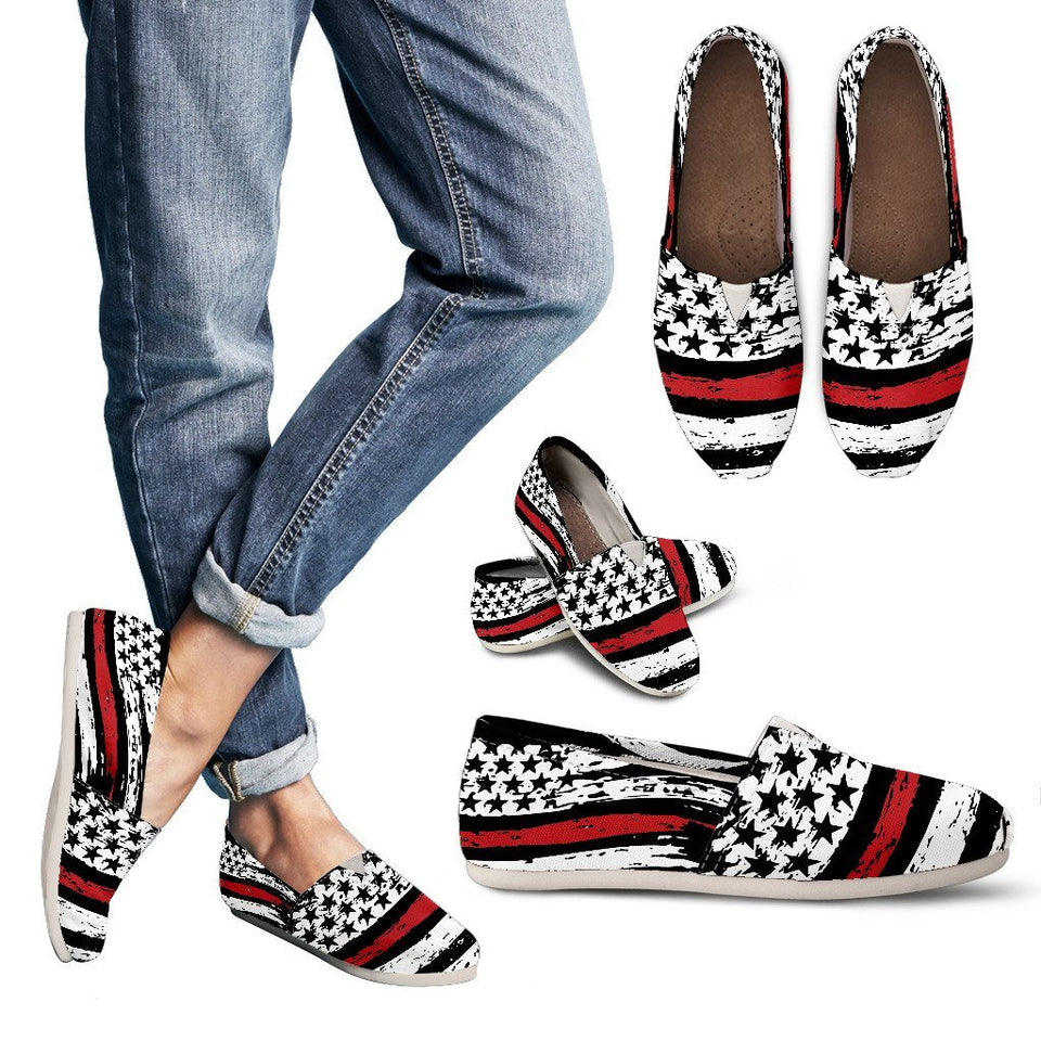 Thin Red Line Shoes Casual Shoes