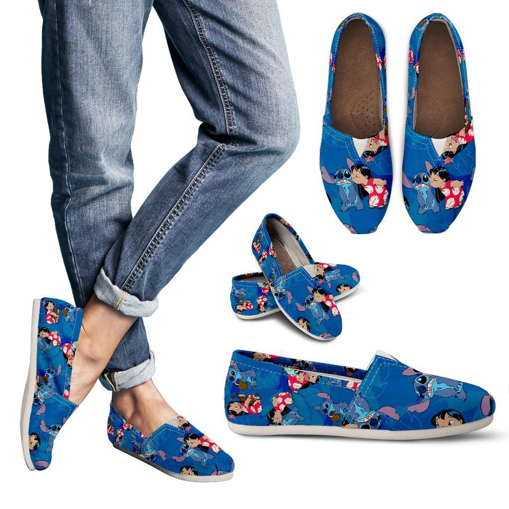 STITCH LOVE CASUAL SHOES
