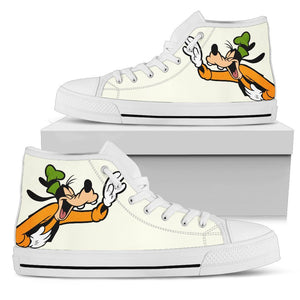 GOOFY LAUGHING HIGHTOPS