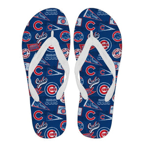 CHICAGO CUBS SANDALS