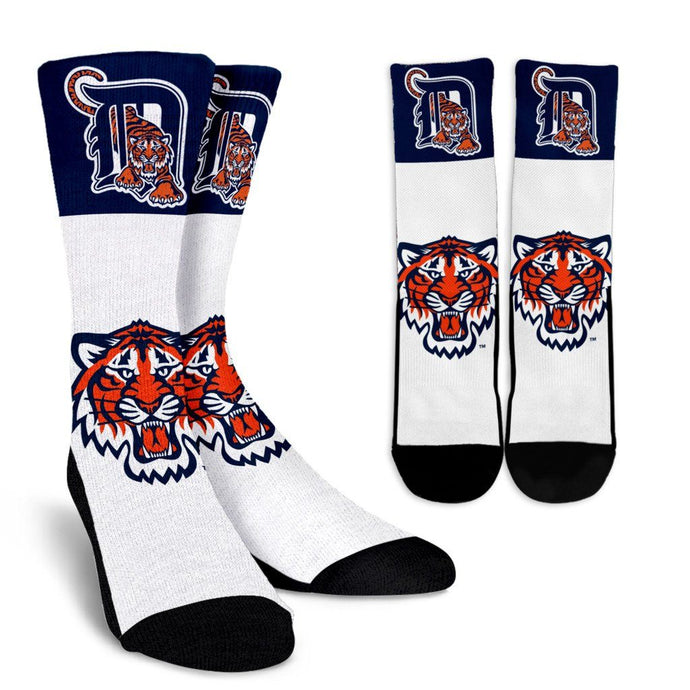 DETROIT TIGER SOCKS