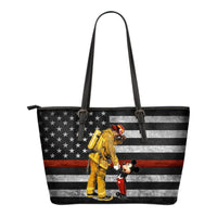 THANK YOU FIREMEN TOTEBAG