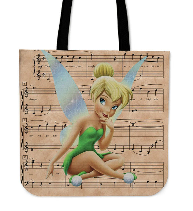 TINKERBELL CLOTH BAG