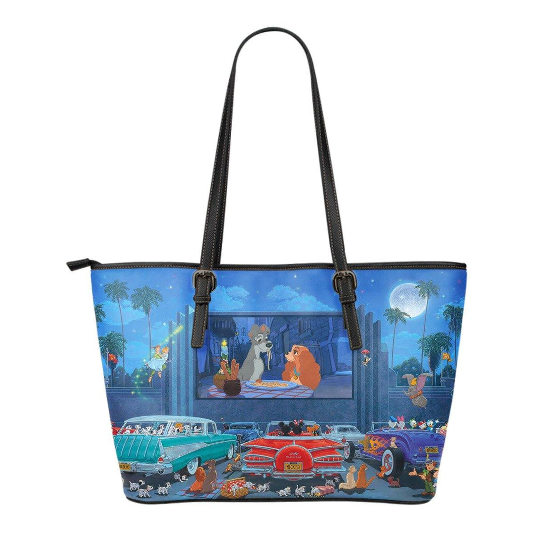 OUTDOOR MICKEY CINEMA TOTEBAG