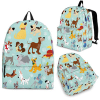 DISNEY DOGS BACKPACK