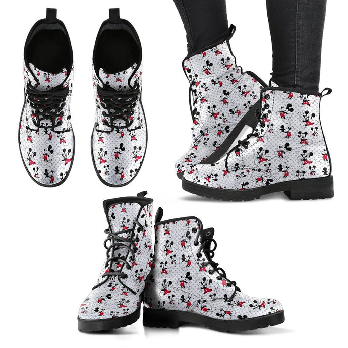 HANDCRAFTED MICKEY ORIGINAL BOOTS